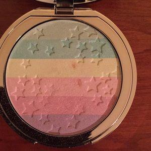TARTE eyeshadow Rainbow colors very pretty pastel